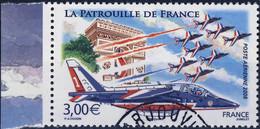 PA 71 PATROUILLE De FRANCE  OBLITERE ANNEE 2008 - 1960-.... Oblitérés