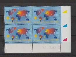 France 1999 Coin Daté Conseil De L'Europe 3233 ** MNH - 1990-1999