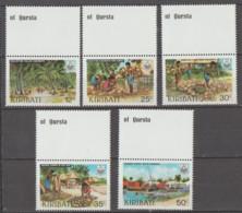 KIRIBATI  1983   **   MNH  YVERT    1O4/O8 - Kiribati (1979-...)
