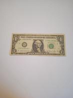 STATI UNITI-P509 1D 2001 - Billetes De La Reserva Federal (1928-...)