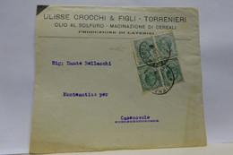 TORRENIERI  -- SIENA  --- ULISSE CROCCHI & FIGLI - Siena