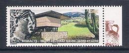 Francia France (2021) Archeology: Bibracte Mont-Beuvray Nièvre - Stamp With Label (MNH) - Archéologie
