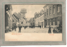 CPA - (Belgique-Brabant-Flamand) VILVOORDE - VILVORDE  - Aspect De La Rue Des Moulins En 1909 - Vilvoorde