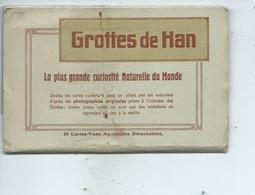 Han-sur-Lesse  Grotte ( Carnet De 10 Vues Couleur ) - Rochefort