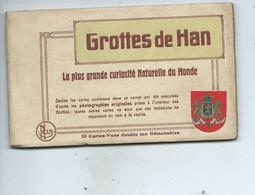 Han-sur-Lesse  Grotte ( Carnet De 10 Vues  ) - Rochefort