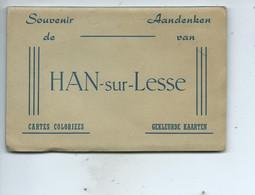 Han-sur-Lesse  Grotte ( Carnet De 8 Vues Couleur   ) - Rochefort