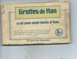 Han-sur-Lesse  Grotte ( Carnet De 24 Vues   ) - Rochefort