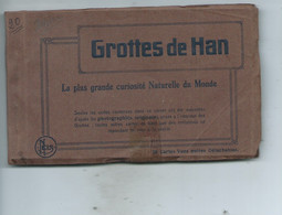 Han-sur-Lesse  Grotte ( Carnet De 20 Vues   ) - Rochefort