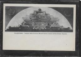 AK 0724  Palestrina - Templo Della Fortuna Ca. Um 1920 - Latina