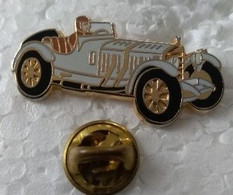 Pin's - Automobiles - Mercedes - TYPE SSK 1927 - Signé Arthus BERTRAND - - Mercedes