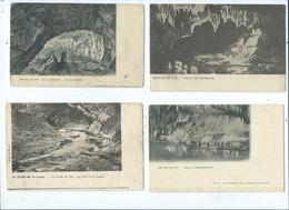 Han-sur-Lesse  ( Grottes 15  Vues ) - Rochefort
