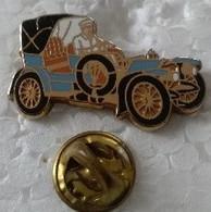 Pin's - Automobiles - Mercedes - TYPE SIMPLEX - 1902-1905 - Signé Arthus BERTRAND - - Mercedes