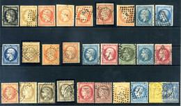 LOTTO Francia FRANCE Classici USATI - OTTIMA QUALITA' - Collections