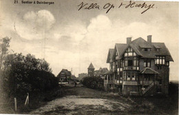 P257 DUINBERGEN : Villa In De Duinen, Gelopen Kaart - Altri