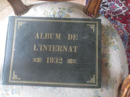 ALBUM DE L'INTERNAT 1932 - Psychologie/Philosophie