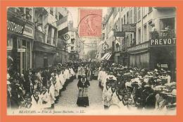 A126 / 043 BEAUVAIS - Fêtes De Jeanne Hachette - Unclassified