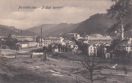 Liguria - Genova - Pontedecimo - I Due Torrenti  - F. Piccolo - Viagg - Bel Panorama - Other Cities