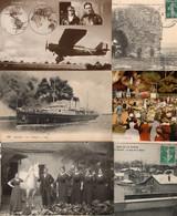 Lot De 200 Cartes Postales Anciennes  (CPA)  De France - 100 - 499 Karten