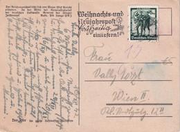 ALLEMAGNE 1942 CARTE - Briefe U. Dokumente