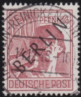 Berlin   .    Michel   .    14     .     O       .   Gebraucht     .   /    .   Cancelled - Used Stamps