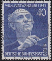 Berlin   .    Michel   .    128       .     O       .   Gebraucht     .   /    .   Cancelled - Used Stamps