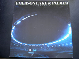 EMERSON LAKE & PALMER - In Concert - Rock