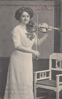 5754) Orig. WIENER DAMEN Concert Orchester - WIENER SCHWALBEN - Dir. Toni Altmann - WIEN - Gel. Wolrms 13.03.1913 !!! - Other