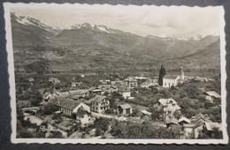 Suisse - Brémois - Carte Photo Dentelée - Bramois N° 11813 - N° 940 A.C.F - Perrochet & Phototypie - 1939 - - VS Valais