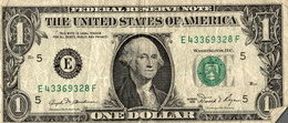 THE UNITED STATES OF AMERICA ONE DOLLAR - Other