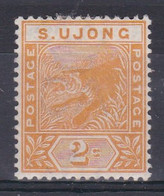 Sungei Ujong Protec Britanique YT*+° 11-15 - Selangor