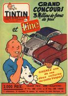 Le Journal De TINTIN N° 419 Du 1er Novembre 1956 - Tintin