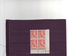 N° 408 - 15c MERCURE - RF - A De A+B - Tirage Du 26.9.38 Au 4.11.38 -3.10.1938 - - Unclassified