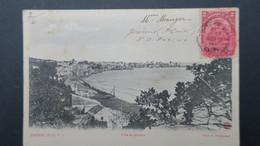 Haiti Carte Postale Ville De Jérémie 1906 Pour La France - Haiti