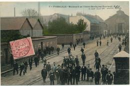 FIVES LILLE - Sortie Des Ouvriers - Lille