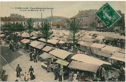 FIVES LILLE - Un Jour De Marché - Lille