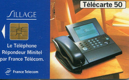 TELECARTE  France Telecom  50  UNITES.      1.000.000.  EX. - Telecom Operators