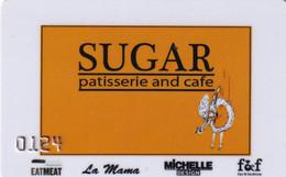 RUSSIA - Sugar, Magnetic Member Card, Used - Non Classificati