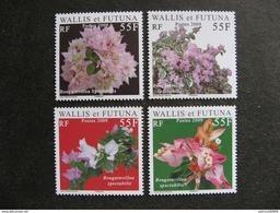 Wallis Et Futuna:  TB Série N° 713 Au N°716, Neufs XX. - Unused Stamps