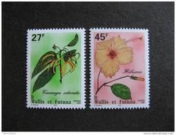 Wallis Et Futuna: TB  Paire N° 489 Et N°490, Neufs XX. - Unused Stamps