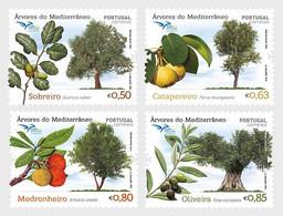 PORTUGAL STAMPS 2017/EUROMED-MNH-COMPLETE SET(120) - Unused Stamps