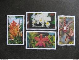 Wallis Et Futuna:  TB Série N° 513 Au N°516, Neufs XX. - Unused Stamps