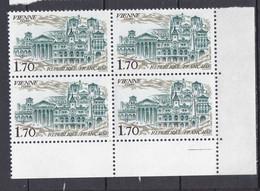 N° 2348 Série Touristique: Vienne: Beau Bloc De 4 Timbres Neuf Impeccable - Ungebraucht