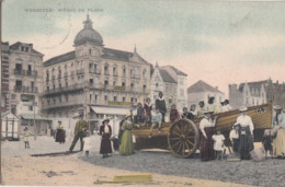 WENDUINE /  STRAND  EN REDDINGSBOOT  1910 - Wenduine