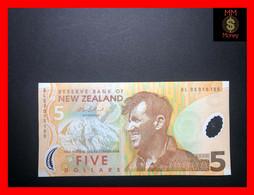 NEW ZEALAND  5 $  2003   P. 185   Polymer  UNC - New Zealand