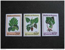 Wallis Et Futuna:  TB Serie N° 480 Au N°482, Neufs XX. - Unused Stamps
