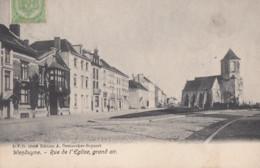 WENDUINE / KERKSTRAAT / GRAND AIR  1908 - Wenduine