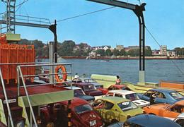 VW Käfer,Datsun Cherry 100 A,Simca 1000...,Bremen,Lemwerder-Fähre,bei Vegesack, Ungelaufen - Turismo