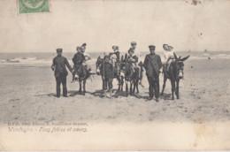 WENDUINE / BROERS EN ZUSTERS  1909 - Wenduine