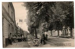 Ponthierry , Prix Revu , La Grande Rue De Paris - Andere Gemeenten