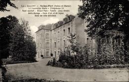 CPA Seine Port Seine Et Marne, Le Balory, Château - Other Municipalities